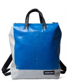 Freitag Freitag Backpack Pete grey/blue