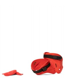 Remz Remz Cuffs & Backslideplates red