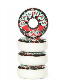 Eulogy Eulogy Wheels Jeff Dalnas Vintage 57er black/aqua