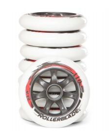 Rollerblade Rollerblade Wheels Neutro 110er white