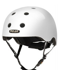 Melon Melon Helmet Brightest white/white
