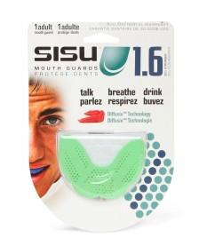 Sisu Sisu Mouthguard Aero 1.6 green spring