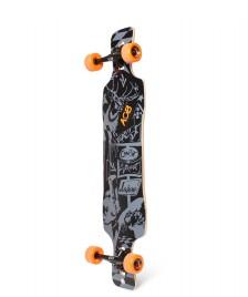 Aob Aob Longboard Blackshot black/black