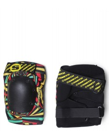 Smith Smith Kneepads Scabs Elite black rasta
