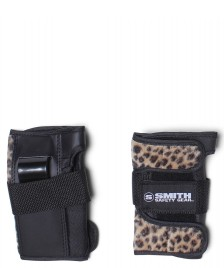 Smith Smith Wrist Guard brown leopard