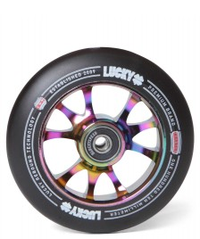 Lucky Lucky Wheel Toaster 110er rainbow/black