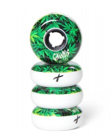 Gawds Gawds Wheels Pro Team Weed 60er green/white