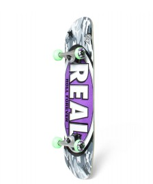Real Real Complete Awol Oval purple/grey