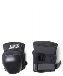 187 Killer 187 Killer Protection Derby Knee Pads Pro black/black