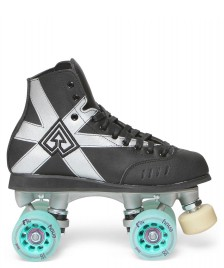 Antik Antik Derby Spyder Set black/silver