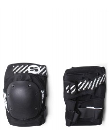 Smith Smith Kneepads Scabs Elite black/black