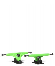 Slant Slant Trucks Alum Pair green