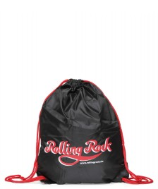 Rolling Rock Rolling Rock Gymbag Company Logo black/red