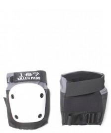 187 Killer 187 Killer Protection Knee Pads Fly black/white