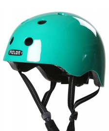 Melon Melon Helmet Rainbow green