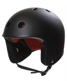 S1 S1 Helmet Retro black matte