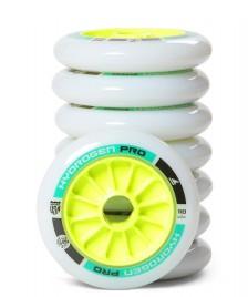 Rollerblade Rollerblade Wheels Hydrogen Pro X Firm 110er white/green