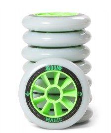 Atom Atom Wheels BOOM Magic X Firm 110er white/green