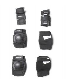 Powerslide Powerslide Protection Kids Tri-Pack One black