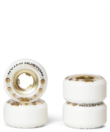 Ricta Ricta Wheels Chrome Cores 52er white/gold
