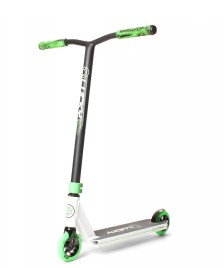 Lucky Lucky Scooter Crew 19 white/green