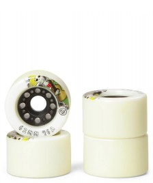 Rollerbones Rollerbones Wheels Speed 62er white