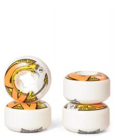 OJ OJ Wheels Edge Elite 52er white/orange