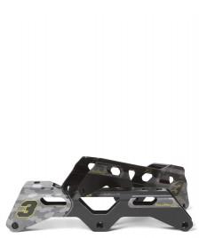 Rollerblade Rollerblade Frame Platines 3WD 110+ black
