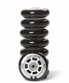Rollerblade Rollerblade Wheels Performance 72er black/silver