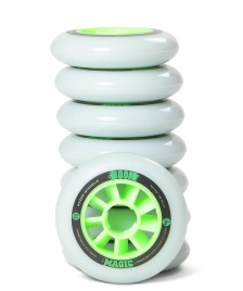 Atom Atom Wheels BOOM Magic X Firm 90er white/green