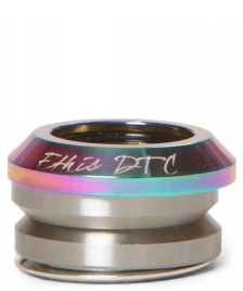 Ethic Ethic Integrated Headset DTC V3 rainbow neochrome