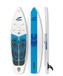 Indiana SUP Indiana SUP 8`6 Kids Pack white/blue