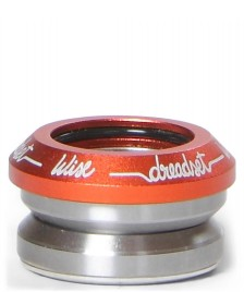 Wise Wise Headset Integrated Dreadset orange