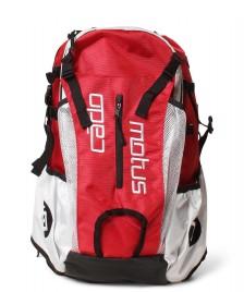 Cadomotus Cadomotus Backpack Airflow red/white