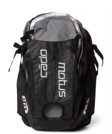 Cadomotus Cadomotus Backpack Waterflow black/white