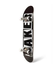 Baker Baker Complete Logo black/white
