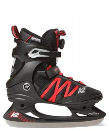 K2 K2 Ice F.I.T BOA black/red