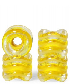 Shark Shark Wheels California Roll 60er yellow transparent