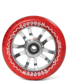 AO AO Wheel Quadrum Clear 115er red