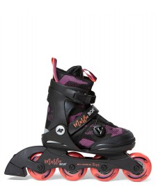 K2 K2 Kids Marlee Boa black/purple