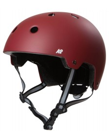 K2 K2 Helmet Varsity Pro red
