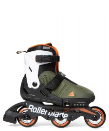 Rollerblade Rollerblade Kids Microblade 3WD black/green/orange