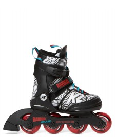 K2 K2 Kids Raider Splash black/white