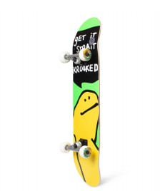 Krooked Krooked Complete Team Shmoo black/green/yellow