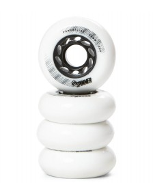 Powerslide Powerslide Wheels Spinner 68er white