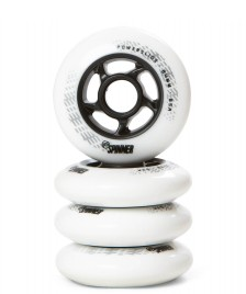 Powerslide Powerslide Wheels Spinner 84er white