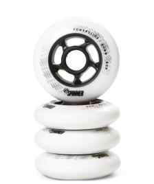 Powerslide Powerslide Wheels Spinner 84er white