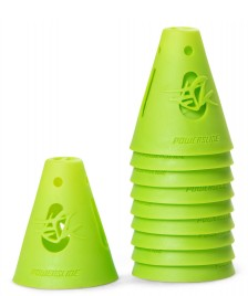 Powerslide Powerslide Cones 10-Pack green
