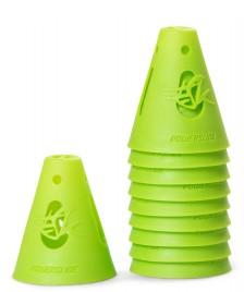 Powerslide Powerslide Cones 10-Pack green