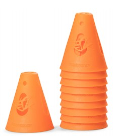 Powerslide Powerslide Cones 10-Pack orange